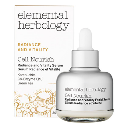 Cell Nourish Radiance & Vitality facial serum
