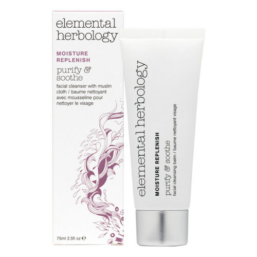 Purify and Soothe Facial Cleanser