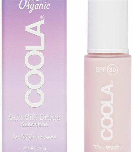 Coola Classic Full Spectrum Sun Silk Drops SPF 30