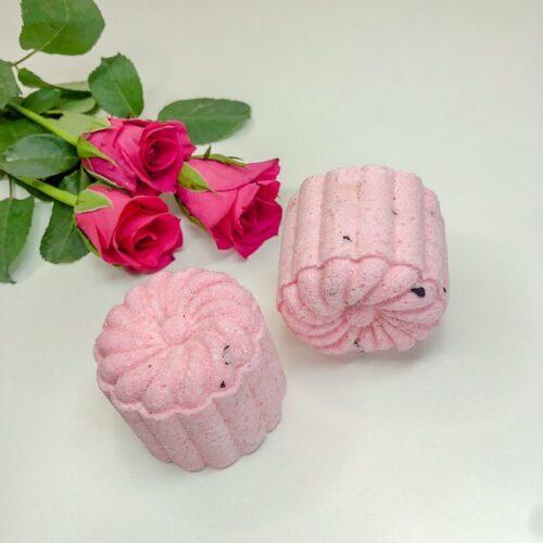 Badebombe Rose