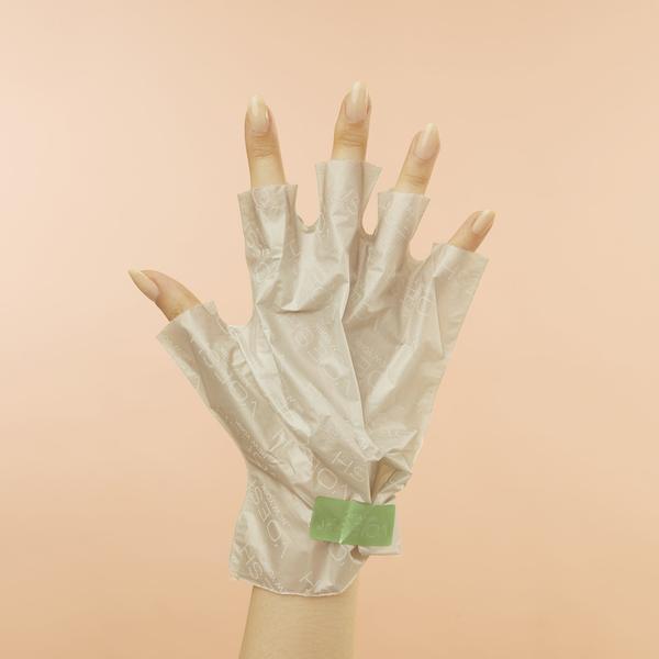 Voesh – Collagen Gloves with CBD Hemp Seed Oil