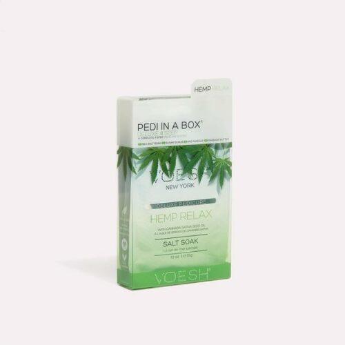 Voesh – Pedi in a box CBD Hemp Seed Oil