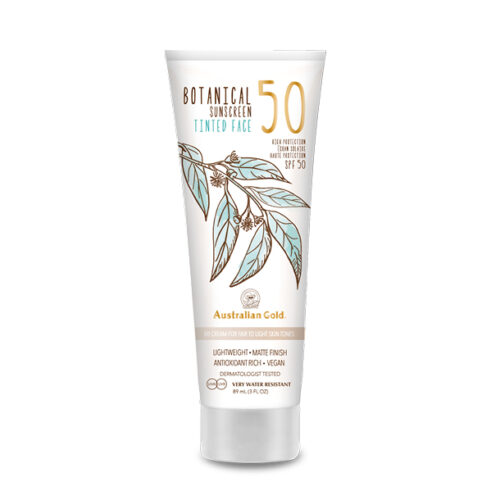 Botanical Tinted Face SPF 50 Fair