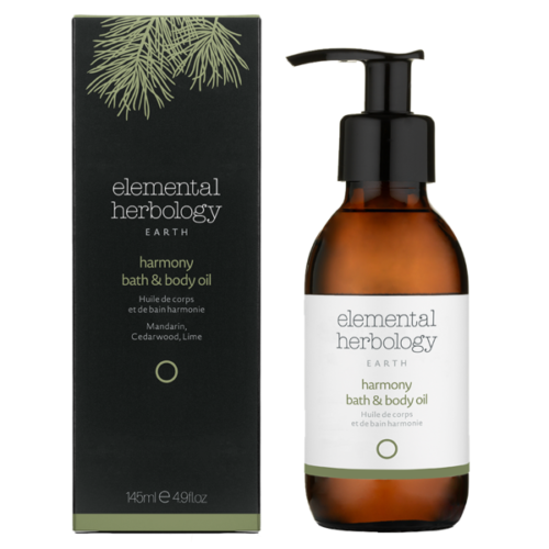 Earth Balance Bath & Body Oil