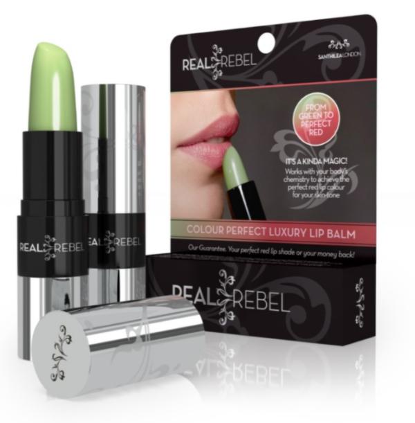 Real Rebel læbestift